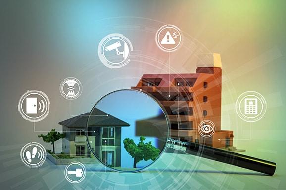 Installation de système de sécurité, alarme et caméra pour les professionnels