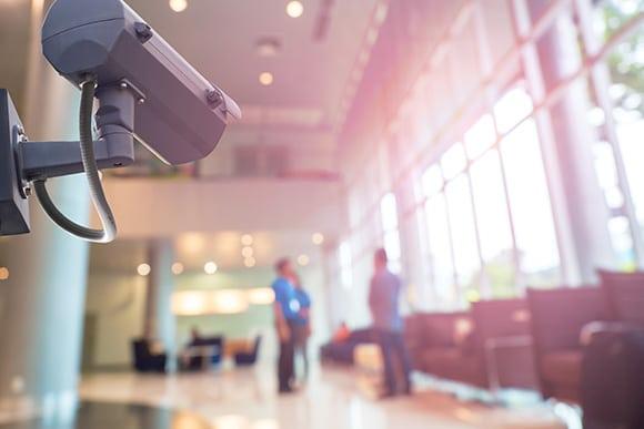 Vidéosurveillance et caméras pour les professionnels autour d'Aix en Provence