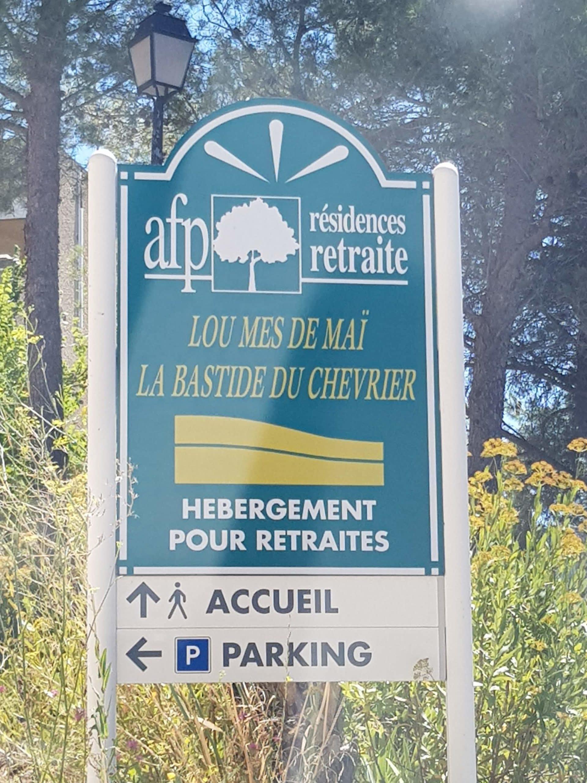 Installation d'alarme sans fil pour maison de retraite Baux de Provence