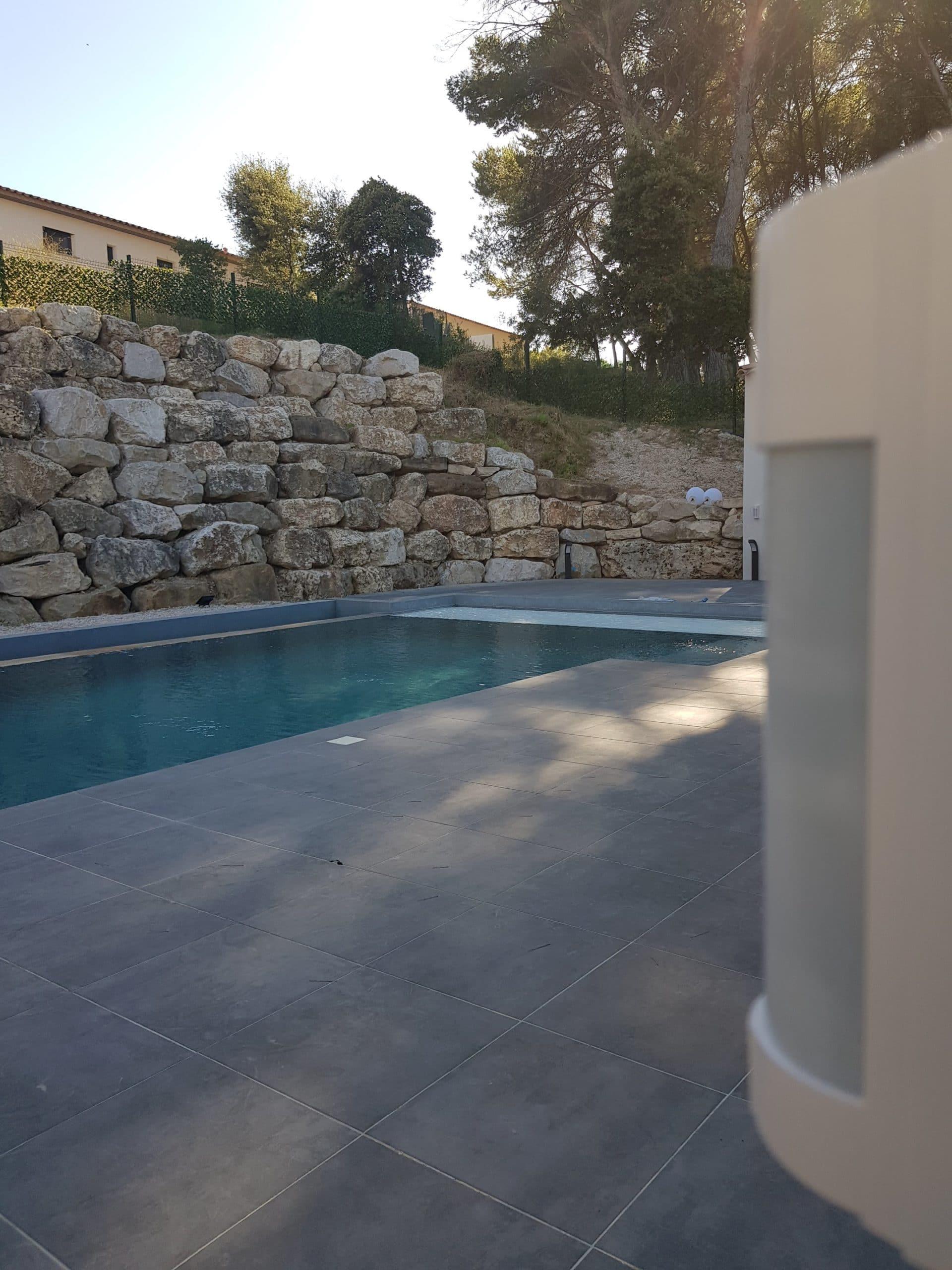Installation de détecteur de zone pour piscine dans une maison à Ventabren