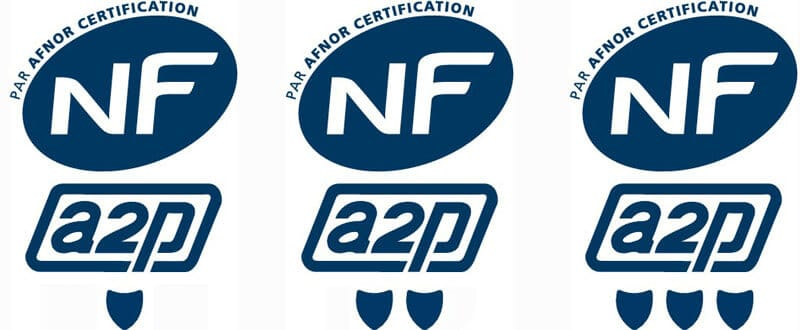 Certification NFa2P