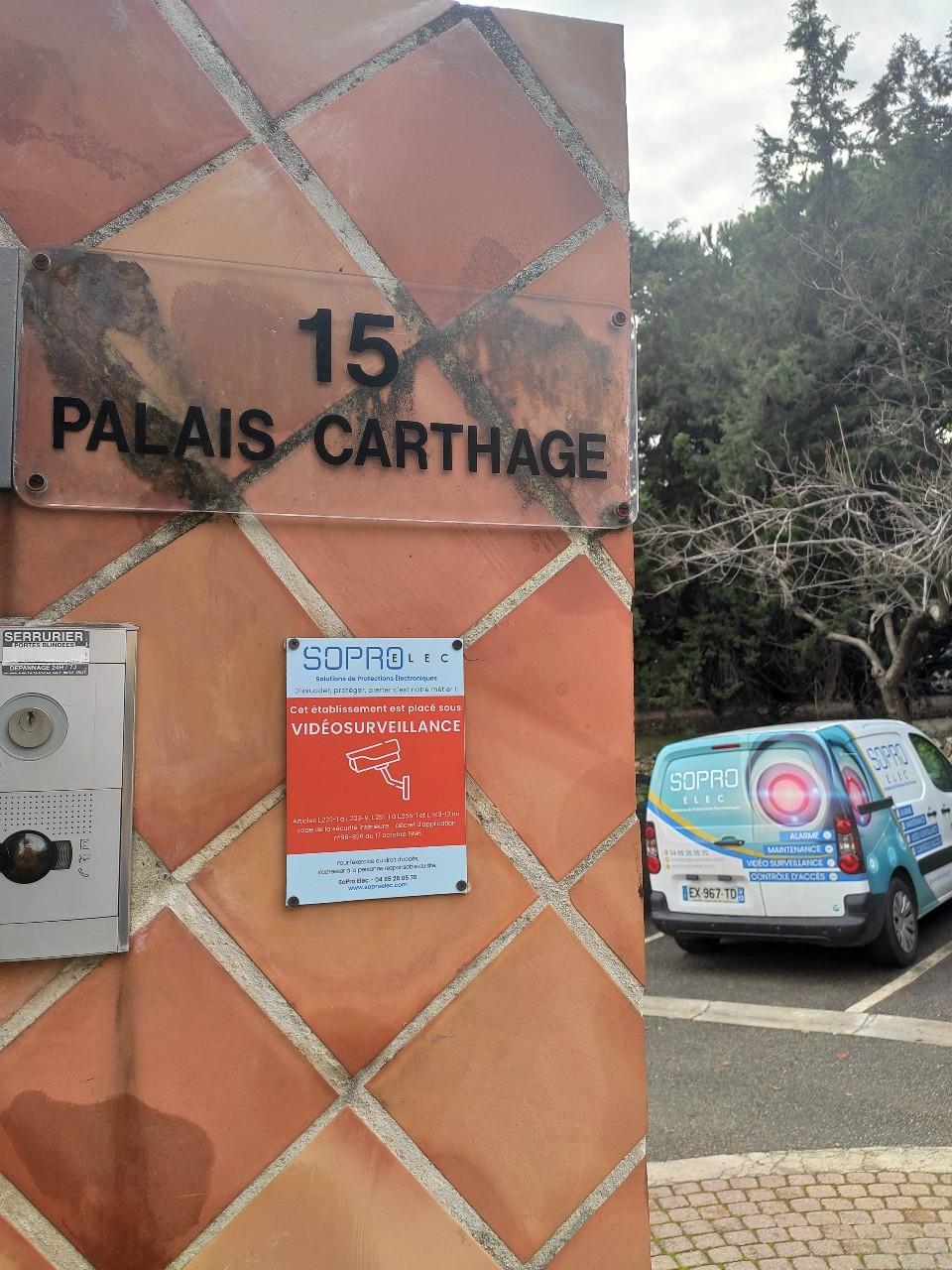 Expert en caméra de vidéosurveillance pour particuliers à Marseille Corniche